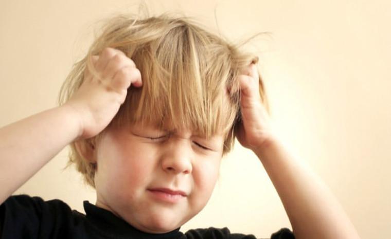 παιδί και άγχος