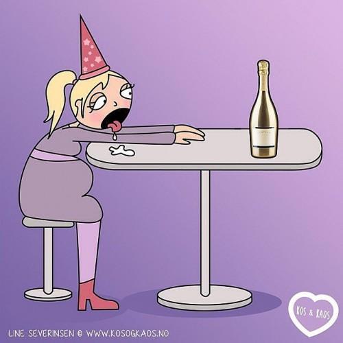 Funny-Illustrations-Pregnancy-Struggles (8)