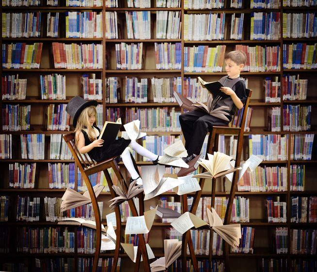 Πώς θα αγαπήσουν τα παιδιά τα βιβλία;