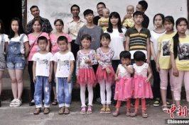 Το απίστευτο χωριό των διδύμων στην Κίνα!