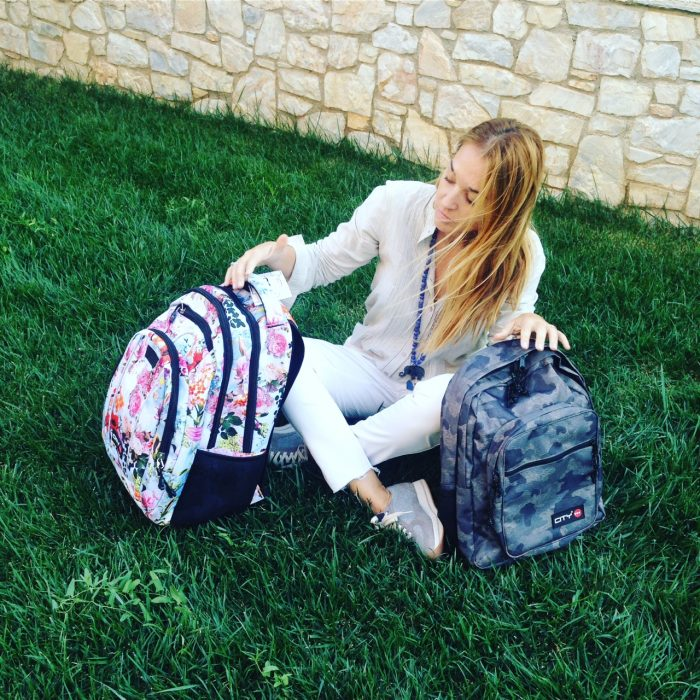 1db12aa880a Back Pack to school Διαγωνισμός! Κέρδισε μια σχολική τσάντα CITY από το  ATHENS METRO MALL!
