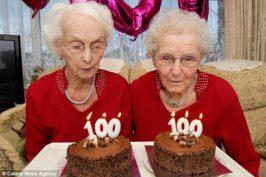 Να γιατί οι δίδυμοι ζουν πολλά χρόνια