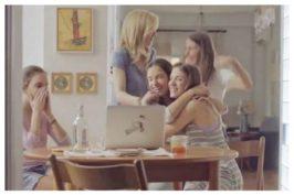 Ποιες είναι οι τετράδυμες που βλέπουμε σε διαφήμιση γάλακτος;