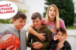 Βίντεο. Προτάσεις για παιχνίδια με τα παιδιά έξω από το σπίτι