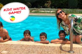 Παίζουμε καλοκαιρινά παιχνίδια στο νερό & ΔΙΑΓΩΝΙΣΜΟΣ!
