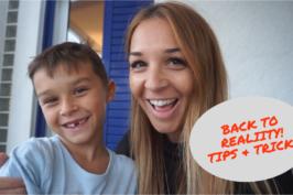 Φθινοπωρινή προσαρμογή από τις διακοπές. Tips & Tricks