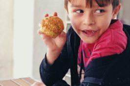 Συνταγές για muffins για μωρά και μικρά παιδιά!
