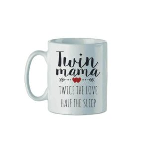 Κούπα Twin Mama