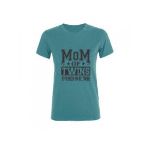 μπλούζα για μαμά διδύμων